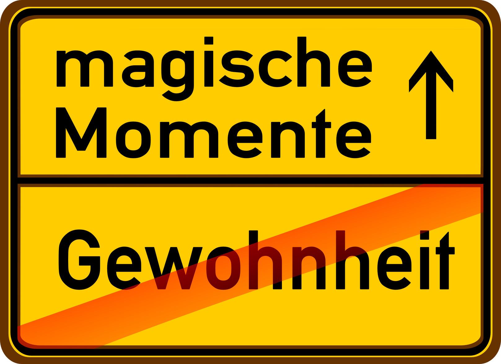 Magische Momente